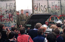 La Chute Du Mur De Berlin