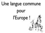 Une Langue Commune Pour L Europe