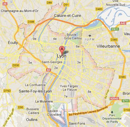 Fusion : Lyon Villeurbanne